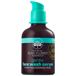 Australian Bush Flowers Gentle Face Wash - Rose - 50ml