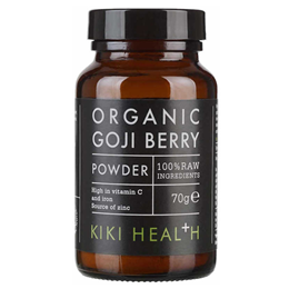 KIKI Health Organic Goji Berry Powder - 70g