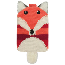 Aroma Home Knitted Fox Phone Holder
