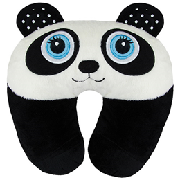 Aroma Home Neck Pillow - Panda