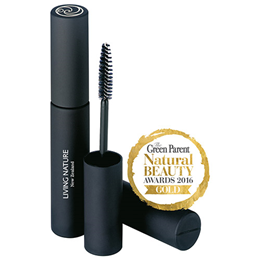 Living Nature Thickening Mascara - Jet Black - 8ml