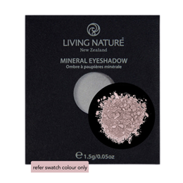 Living Nature Mineral Eyeshadow - Shell - 1.5g