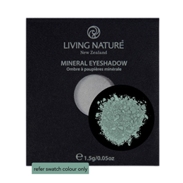 Living Nature Mineral Eyeshadow - Greenstone - 1.5g