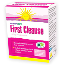 Renew Life First Cleanse 1 & 2 - 14 Day Programme