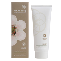 natural being Cleanser - Oily & Normal Skin Types -  100ml