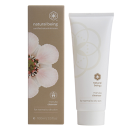 natural being Cleanser - Normal & Dry Skin Types - 100ml