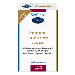 BioCare Immune Intensive - 7 Day Pack - 7 x 10g Sachets