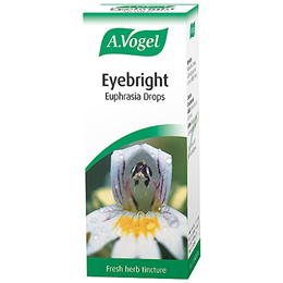A Vogel Eyebright Euphrasia Drops - Fresh Herb Tincture - 50ml