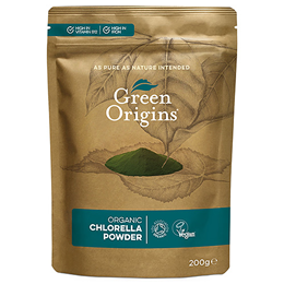 Green Origins Organic Chlorella Powder - 200g