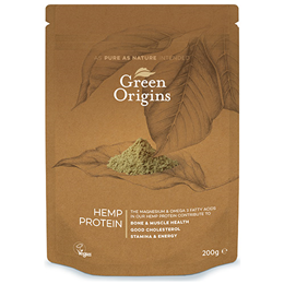 Green Origins Hemp Protein Powder - 200g
