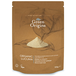 Green Origins Organic Lucuma Powder - 150g