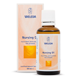 Weleda Nursing Oil - 50ml