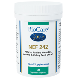 BioCare NEF 242 - Renal Support - 90 Vegicaps