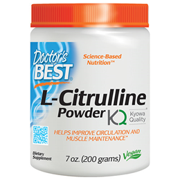 Doctors Best L-Citrulline Powder - Kyowa Quality - 200g