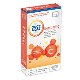 Quest Once a Day -  Immune C - 30 Tablets