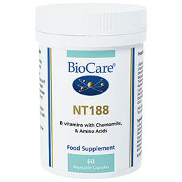 BioCare NT 188 - Nervous System Support - 60 Vegicaps