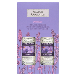 Avalon Lavender Gift Set - Hand, Body Lotion & Shower Gel