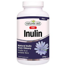 Natures Aid Inulin Powder - 250g