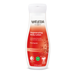 Weleda Pomegranate Regenerating Body Lotion - 200ml