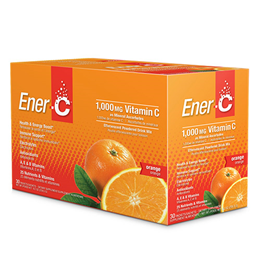 Ener-C Orange Vitamin C Drink - 30 Sachets