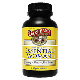 Barlean`s Essential Woman - 60 Softgels