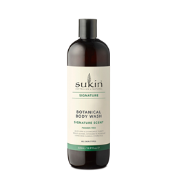 Sukin Botanical Body Wash - Pump - 500ml