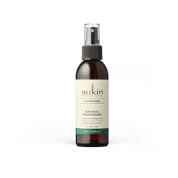 Sukin Natural Deodorant Spray - 125ml
