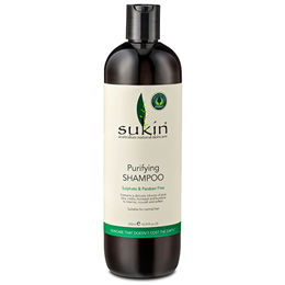 Sukin Purifying Shampoo - 500ml