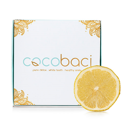 CocoBaci 15 Day Smile Therapy Pack - Lemon Sparkle - 15 x 8ml Sachets