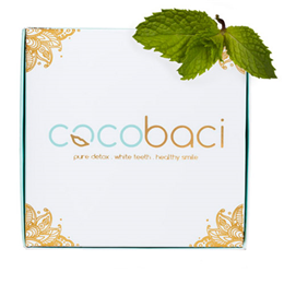 CocoBaci 15 Day Smile Therapy Pack - Cool Mint - 15 x 8ml Sachets