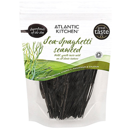 Atlantic Kitchen Organic Sea Spaghetti Seaweed - 50g