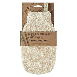 Hydrea London Bamboo Exfoliating Mitt