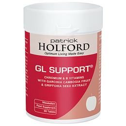 Patrick Holford GL Support - Garcinia Cambogia - 90 Tablets