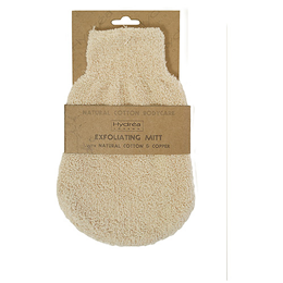 Hydrea London Exfoliating Copper and Linen Mitt
