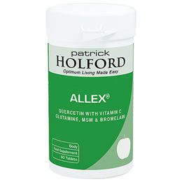 Patrick Holford Allex - Immune Support - 60 Tablets