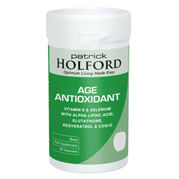 Patrick Holford AGE Antioxidant - Mixed Antioxidants - 60 Vegicaps