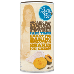 Lucy Bee Organic Raw Lucuma Powder - 250g