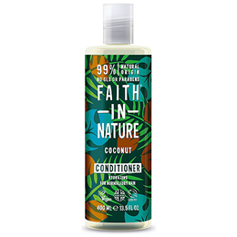 Faith in Nature Coconut Hydrating Conditioner for Normal to Dry Hair - 400ml
