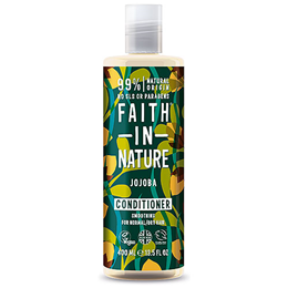 Faith in Nature Jojoba Conditioner - Normal to Dry Hair - 400ml