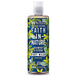 Faith in Nature Seaweed & Citrus Shower Gel & Foam Bath - 400ml