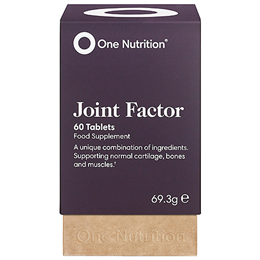 One Nutrition Joint Factor - 60 Tablets