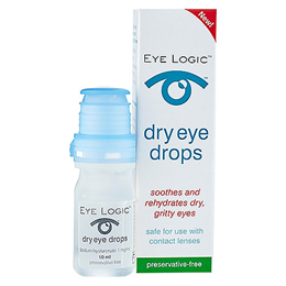 Eye Logic Eye Drops - 10ml