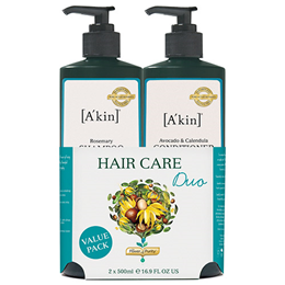 A kin Rosemary Shampoo & Avocado & Calendula Conditioner 2 x 500ml