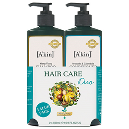 A kin Ylang Ylang Shampoo & Avocado & Calendula Conditioner 2 x 500ml