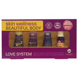Australian Bush Flower Essences Love System Skin Wellness Beautiful Body