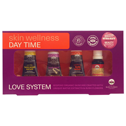 Australian Bush Flower Essences Love System Skin Wellness Daytime Pack