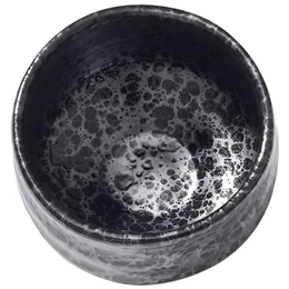KISSA Black Pearl Tea Bowl