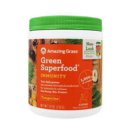 Amazing Grass Immunity Green SuperFood - 210g