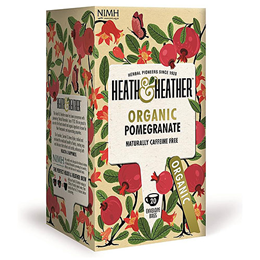 Heath & Heather Organic Pomegranate - 20 Bags