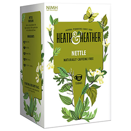Heath & Heather Nettle Tea - 50 Bags